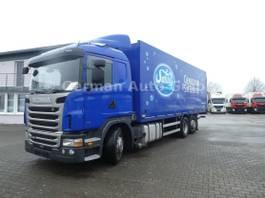 other trucks Scania G Euro6 LBW Lift/Lenkachse Retarder 2013