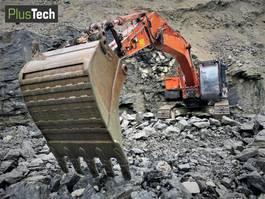 crawler excavator Hitachi ZX300 LC-C6 2016