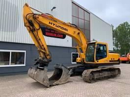 crawler excavator Hyundai Robex 210 LC-7 2001