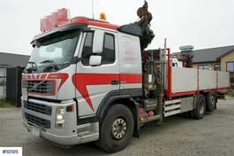 crane truck Volvo FM 6x2 Crane truck with PM 23 t/m crane with wi 2006
