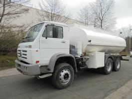 tank truck MAN 31.310 6X4 2009