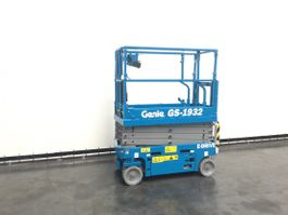 scissor lift wheeld Genie GS 1932 E-Drive 2021