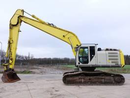 crawler excavator Caterpillar 329E LRE - Long Reach - Dutch Machine 2012