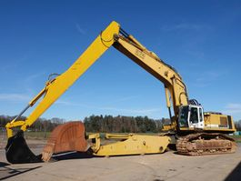 crawler excavator Liebherr R974B - Dutch Machine / Long Reach 1998