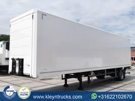 closed box semi trailer KLEYN TRAILERS TFSH09 TRI 2021