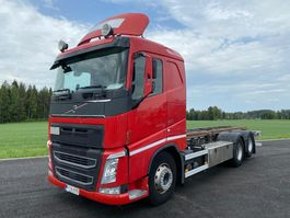 container truck Volvo FH -500 6X2 2013