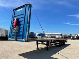 flatbed semi trailer Fruehauf Semi-Reboque 2009