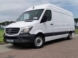 closed lcv Mercedes-Benz 314 cdi l3h2, airco, 104 2016