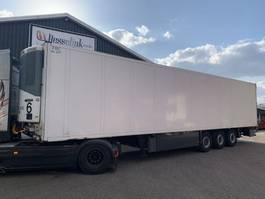 refrigerated semi trailer Schmitz Cargobull SKO24 Thermo King SLX 200 Doppelstock KEIN Brief - NO documents 2011