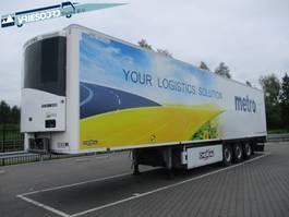 refrigerated semi trailer Chereau CSD3 2016