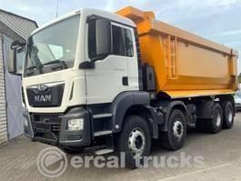 tipper truck > 7.5 t MAN TGS 41 2018  TGS 41.420 E6 8X4 HARDOX TÜV APPROVED IN GERMANY 2018
