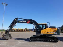 crawler excavator Hyundai HX 220 AL 2020