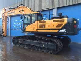 crawler excavator Hyundai HX 380 L 2019