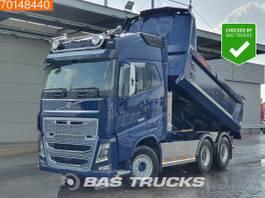 tipper truck > 7.5 t Volvo FH16 6X4 VEB+ Big-Axle Dynamic Steering 2015