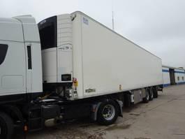 refrigerated semi trailer Chereau 2013