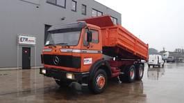 tipper truck > 7.5 t Mercedes-Benz SK 2628 (GRAND PONT / SUSPENSION LAMES / V8 MOTEUR / POMPE MANUELLE) 1980