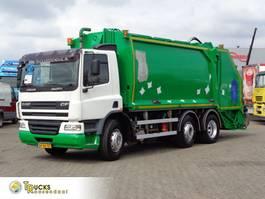 garbage truck DAF CF 75 + Manual + Garbage truck + Geesink opbouw 2005