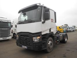 cab over engine Renault Gamme C 2014