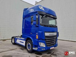 cab over engine DAF XF SuperSpacecab Full option 2015