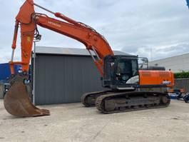 crawler excavator Hitachi ZX 350 LC-6 2016