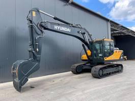 crawler excavator Hyundai R210 2021