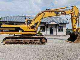 crawler excavator Caterpillar 325BLN 1998