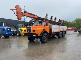 anderer LKW MAN 26.280 water drill 26.280 1990