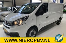 closed lcv Fiat Airco Navi Trekhaak 145PK Nieuw 2x op Voorraad 2021