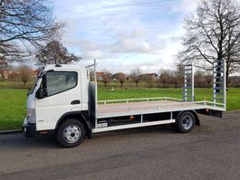 loading ramp truck FUSO Canter 9C18 / AMT / 385 2021