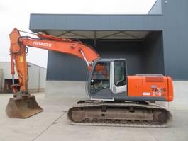 crawler excavator Hitachi ZX 210 LC-3 2012