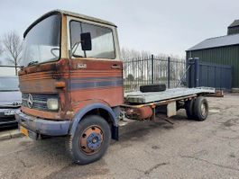 chassis cab truck Mercedes-Benz 808 1977