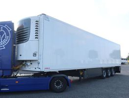 refrigerated semi trailer Schmitz Cargobull SKO 24 Doppelstock Schmitz S.CU Executive 2019