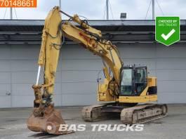 crawler excavator Caterpillar 321C OFF-SET BOOM - ALL FUNCTIONS 2004