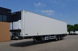 refrigerated semi trailer Chereau * CD382 * Carrier Maxima 1300 * 3axle * Lift Axle * 2008