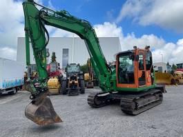 crawler excavator Caterpillar 308E 2012