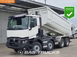 tipper truck > 7.5 t Renault C 430 8X4 New! Euro 6 Big-Axle Steelsuspension Kipper 18m3 2021