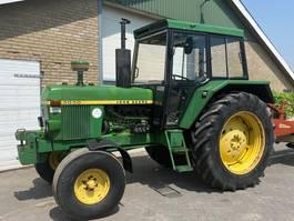farm tractor John Deere 3030