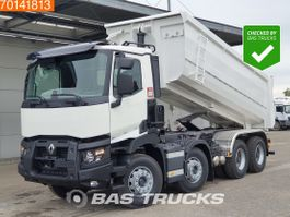 tipper truck > 7.5 t Renault C 430 8X4 NEW! Euro 6 Big-Axle Steelsuspension 2021