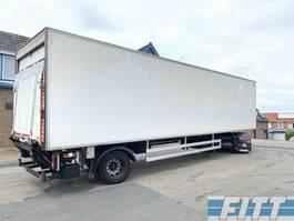 refrigerated semi trailer Chereau S1212H, 1as gestuurde oplegger koel/vries Chereau, Carrier Vector 1550, klep 2012