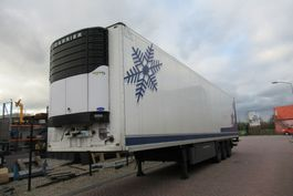 refrigerated semi trailer Schmitz Cargobull SCB*S3B / Koel-Vries / Laadklep / Te Huur / 2014 2014