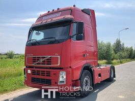 cab over engine Volvo FH 520 Globetrotter XL - 2 Tanks - Euro 5 2007
