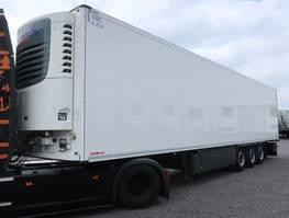 refrigerated semi trailer Schmitz Cargobull SKO 24 Rohrbahn Schmitz S.CU Palettenkasten 2017
