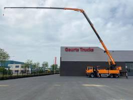 crane truck MAN TGS 37.400 8X4 BB + MKG + JIB MONTAGEKRAN/DACHDECKERKRAN/KRAAN/GRUA 2015