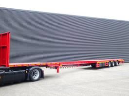 mega-volume semi trailer Lintrailers MEGA / 6 METER UITSCHUIFBAAR / TWIST-LOCKS 2021