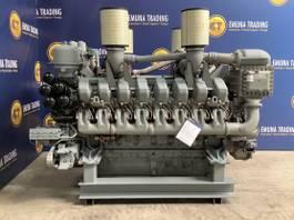 Engine truck part MTU 16V4000 2010