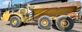 articulated dump truck Caterpillar 735 2007