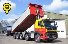 tipper truck > 7.5 t Volvo FMX 460 . 10X4. EURO6. KIPPER.NL-TRUCK 2014