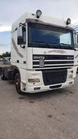 cab over engine DAF XF 95 , Manual gearbox, Euro 3, 480HP, 2002 2002