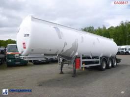 tank semi trailer semi trailer BSL T Jet fuel tank alu 37.2 m3 / 1 comp 1995