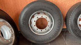 tyres truck part Continental HSR 1 Truckband 315 x 80 R22,5 315 x 80 R22,5 New